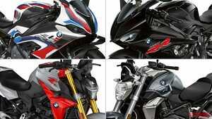 BMW2021新車バイクラインナップ〈#1:スポーツ&ロードスター〉M1000RR etc.