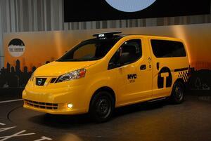 専用車はJPNのみ! 日産NV200タクシーが生産終了になったワケ