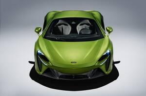 スーパーカーの未来に一石を投じる! 新型マクラーレン・アルトゥーラの意義