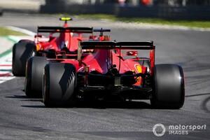 フェラーリ、新車SF21の直線スピードに自信。ただし開幕後は2022年マシンの開発を最優先か?