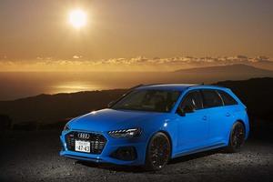 「アウディ RS4 アバント」日常と非日常の悦楽が味わえる、高性能ワゴンを再定義したRSのコアモデル【2021 Audi RS SPECIAL】