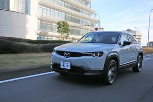電気自動車の「将来性」に疑問符! MX-30 EVに乗ったレーシングドライバーの本音