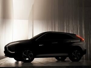 三菱 エクリプスクロスのデザインを一新、さらにPHEVモデルを新たに設定!