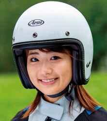 内装が取れてベンチレーション機構も搭載! アライの新型ジェットヘルメット「クラシック・エアー」をテスト&レポート