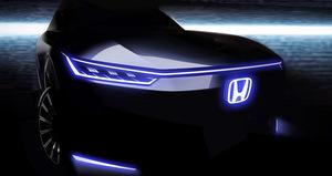 ホンダ 北京モーターショー2020にEVコンセプトカーを出展