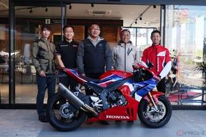 2020秋冬Hondaライディングギア発表会 バイクライフをより一層楽しくするアイテムが勢揃い!