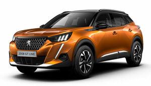 プジョーのコンパクトSUV「SUV 2008」が全面改良して日本上陸。100%電気自動車の「SUV e-2008」も設定