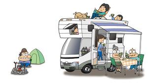 キャンプは基本クルマで行くモノなのになぜ2種類ある? 「キャンプ場」と「オートキャンプ場」の違いとは
