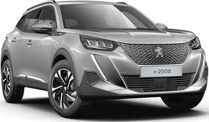 PSAジャパン、プジョー「SUV 2008」をフルモデルチェンジ ガソリン車とEV設定
