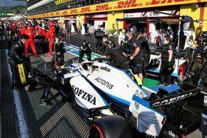 「赤旗中断中のタイヤ交換は禁止にすべき」F1初入賞逃し失意のラッセルが主張