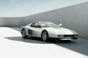 【輝いていた80年代の象徴】フェラーリ・テスタロッサ 最新レストモッド車発表 4.9L V12搭載
