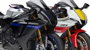 限定60周年カラーが来た!! ヤマハ「YZF-R1M/R1」国内2022年モデルが登場!