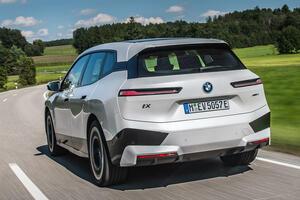 【新フラグシップSUV】BMW iX xドライブ50へ試乗 総合523ps 新基準の洗練性 後編