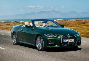 エレガントさを強化した新型「BMW 4シリーズ・カブリオレ」が発売開始!