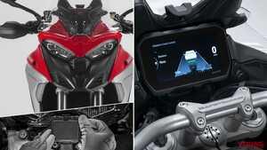 レーダーACCがツーリングを変える? ドゥカティ「ムルティストラーダV4S」のセンシング機能を解説