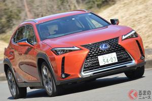レクサス初EV「UX300e」通常販売スタート! ガソリン/ハイブリッドとは異なる魅力はどんな部分?