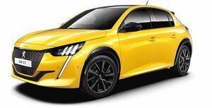 PSAジャパン、「プジョー208」を一部改良 燃費向上や装備追加