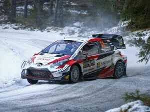 WRC第2戦アークティック・ラリー・フィンランド開幕、トヨタはモンテに続く連勝を狙う
