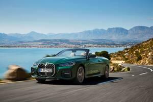 ソフトトップの恩恵とは? 新型BMW4シリーズ・カブリオレ登場