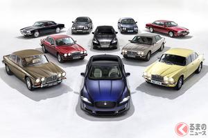 「XJ」終了!? ジャガーはピュアEVのみ生産へ! ランドローバーは5年間で6種類のピュアEVを市場投入