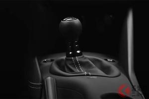 日産新型「フェアレディZ」は6速MTも用意されている!? 内装チラ見せ!