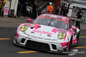 【スーパーGT】第4戦もてぎ|シーズン序盤の苦労を乗り越え、今季初のフロントロウ獲得! 25号車HOPPY Porscheの佐藤公哉「難しい状況だったけど、しっかりアタックできた」