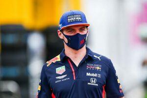 フェルスタッペン初日3番手「マシンに満足。メルセデスとの差は大きくない」レッドブル・ホンダ【F1第9戦】