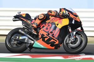 【MotoGP】目指すはランク3位以内? エスパルガロ弟、ミサノ初日好パフォーマンスで自信得る
