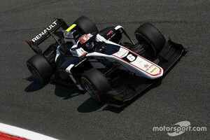FIA F2ムジェロ予選:ルンガーがポールポジション。角田裕毅は11番手でライバルに痛い4点を献上