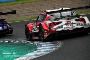立川「ブリヂストンのダンプ向けタイヤが見事にマッチしました」/スーパーGT第4戦 GT500予選会見