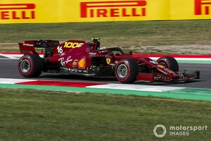 """フェラーリのルクレール、FP1での""""サプライズ""""な3番手はコースに慣れていたから?"""