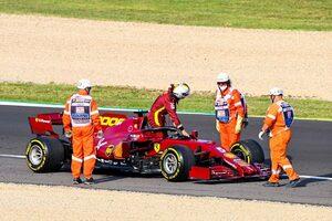 ベッテル、トラブルは解決済みも「バランスを改善しなければ戦うのは難しい」フェラーリ【F1第9戦金曜】