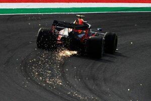 アルボン4番手「モンツァでは苦労したがすべて正常に戻りつつある」レッドブル・ホンダ【F1第9戦金曜】