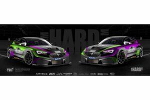 BTCC:フォルクスワーゲンを走らせるTeam HARDが2021年から新型クプラにスイッチ