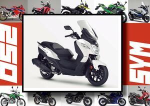 SYM「JOYMAX Z 250」いま日本で買える最新250ccモデルはコレだ!【最新250cc大図鑑 Vol.039】-2020年版-