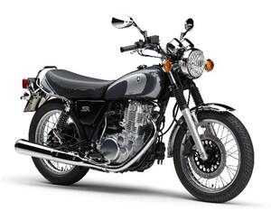これで見納め!40年以上愛され続けてきたヤマハ「SR400」のラストモデルが登場