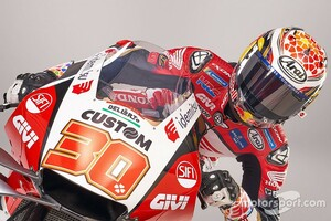 "【MotoGP】中上貴晶、2021年は最新型バイク入手で更に期待高まる。昨年課題""プレッシャー""対策も準備OK?"