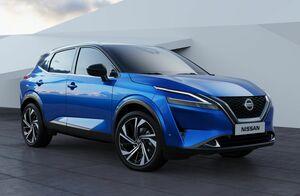 日産、SUV「キャシュカイ」をフルモデルチェンジ 2021年夏に欧州で発売 可変圧縮の次世代eパワー搭載