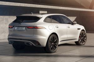 ジャガー「F-PACE」2021年モデルの受注を開始 30台の特別仕様車も設定