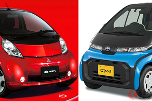 トヨタ新型EV「シーポッド」の弱点をすべてカバー! いま買うべき中古EV決定版は「アイミーブ」