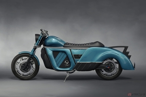 米国「Zaiser Motors」全輪駆動の最新電動バイク「Electrocycle」公開 航続距離は482kmに到達
