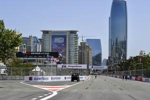 "F1王者ロズベルグ、バクーのピットレーン入口を「最も危ない場所」と形容。一方FIA側は""グレード1""承認を理由にその意見に同意せず"