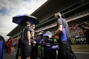 【MotoGP】クアルタラロのツナギが勝手に開いたのはなぜ? アルパインスターズ、ツナギは「正常に機能していた」と発表