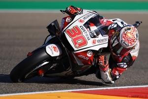 MotoGPに参戦中のLCR Honda IDEMITSU 中上貴晶選手、複数年契約に合意