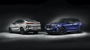 BMW X6 M コンペティション/X5 M コンペティションにスペシャルモデルが登場。特別仕立ての内外装で各250台をリリース