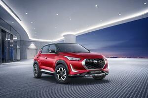 日産マグナイト発表! まずはインド市場に投入される全長4m以下の小型SUV