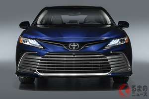 2021年モデルのトヨタ「カムリ」が登場! バリエーションはなんと17種類!!