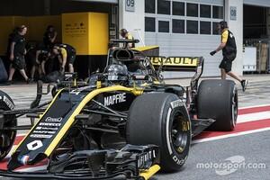 ルノーF1、バーレーンでプライベートテストを実施。期待の若手ルンガー、ピアストリ、周がドライブへ