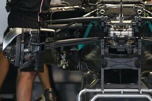 """メルセデスF1、ポルトガルGPで""""DASなし""""マシンをテストへ……使用が禁止される来季に向け、ひと足先に対策スタート"""