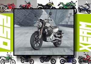XEAM「SUPER SOCO TC MAX」いま日本で買える最新250ccモデルはコレだ!【最新250cc大図鑑 Vol.072】-2020年版-